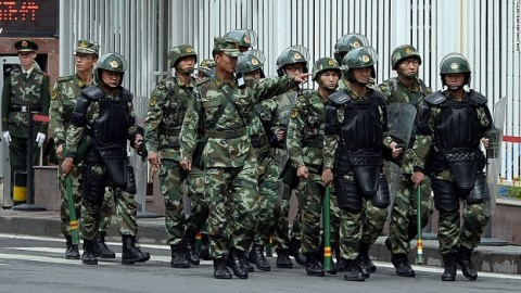 How China uses fear of terrorism to justify increased state power