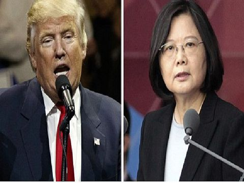 Trump's Taiwan call exposes his inexperience, China state media say
